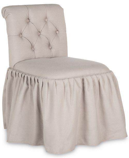 Safavieh Quele Tufted Vanity Chair