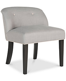 Ensley Vanity Chair, Quick Ship