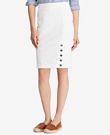 Lauren Ralph Lauren Stretch Skirt
