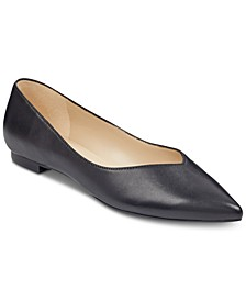 Analia Pointed-Toe Flats