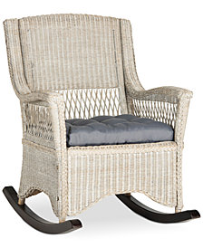 Bentsen Rocking Chair, Quick Ship