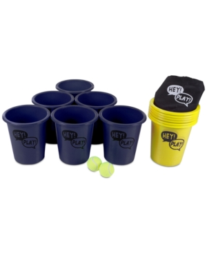 15-Pc. Large Beer Pong Game Set