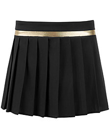 Ideology Big Girls Plus Pleated Skort, Created for Macy's