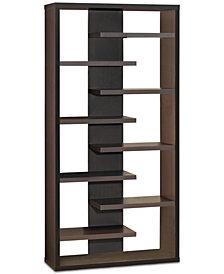 Lurdita Bookcase, Quick Ship
