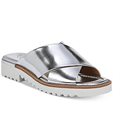 Franco Sarto Tilden Slide Sandals