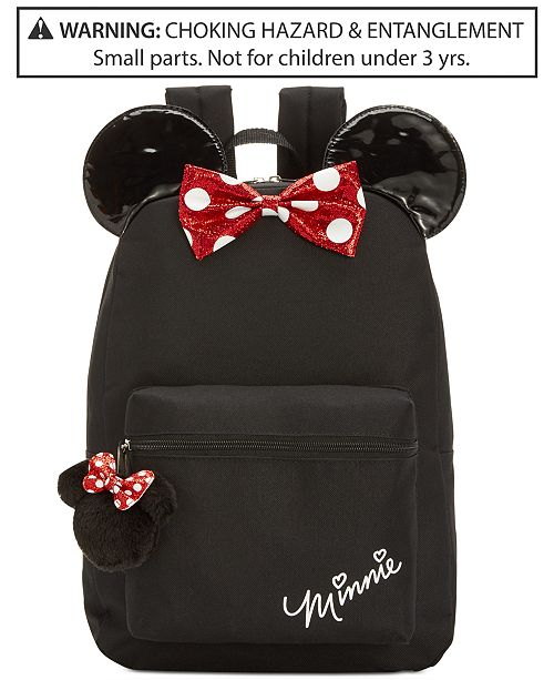 6f3393bfd1 Minnie Mouse Little   Big Girls Backpack   Reviews - All Kids ...