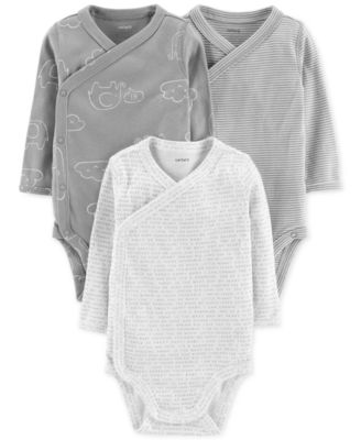 4428ef9f6 Carter's Baby Boys Elephant-Print Layette Separates & Reviews - Sets ...