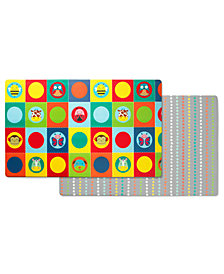 Skip Hop Zoo Reversible Play Mat