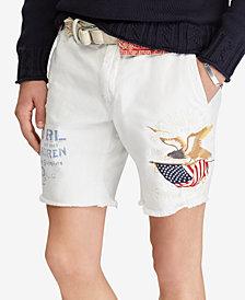 "Polo Ralph Lauren Men's Straight-Fit 8"" Shorts"
