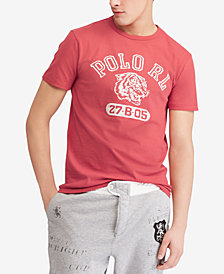 Polo Ralph Lauren Men's Custom Slim Fit Slub Jersey T-Shirt