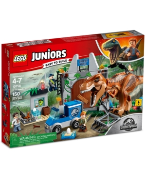 Lego Juniors T Rex Breakout 10758