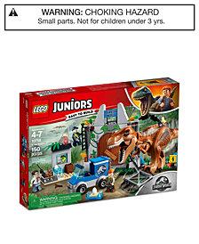 LEGO® Juniors T. Rex Breakout 10758