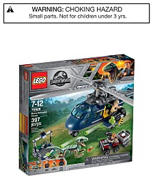 LEGO® Jurassic World Blue's Helicopter Pursuit 75928