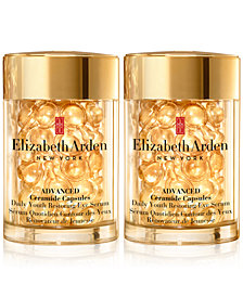 Elizabeth Arden Advanced Ceramide Capsules Daily Youth Restoring Eye Serum, 120 pc.