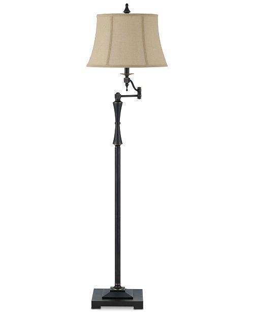 Madison Swing Arm Floor Lamp