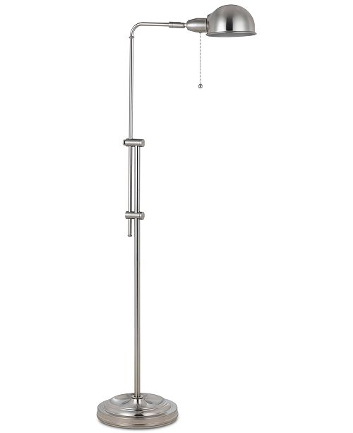 Cal Lighting 60W Croby Pharmacy Floor Lamp