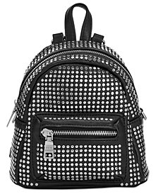 Steve Madden Scottie Crystal Crossbody Backpack