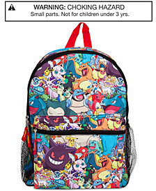 Pokémon Little & Big Boys Backpack