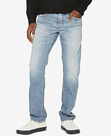 Silver Jeans Co. Men's Slim Fit Allan Jeans