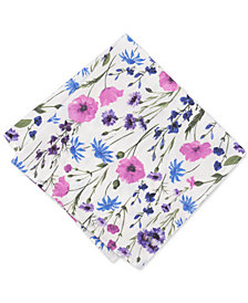 Bar III Men's Floral Pocket Squares, Created for Macy's