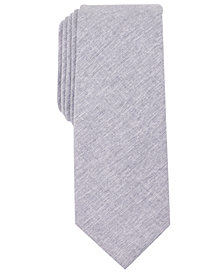 Bar III Men's Beach Solid Skinny Tie, Created for Macy's