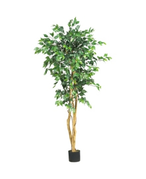 Nearly Natural 5 Artificial Ficus Tree