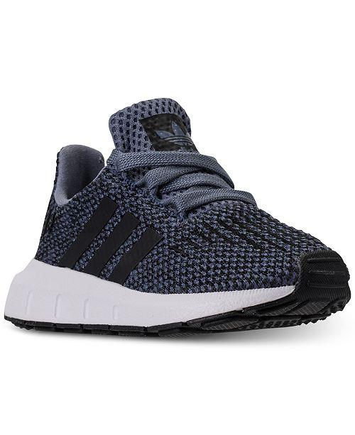 449b7f8c7e777 adidas Toddler Boys  Swift Run Running Sneakers from Finish Line ...