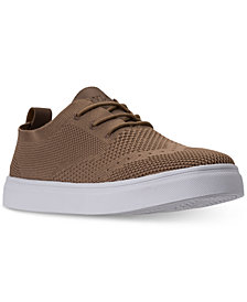 Vlado Men's Venice Wingtip Knitted Textile Casual Sneakers from Finish Line
