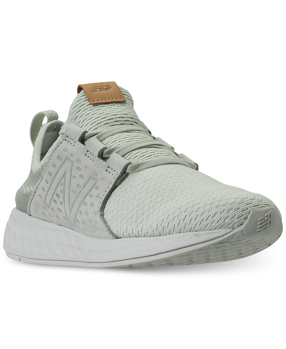 New Balance Women s Fresh Foam Cruz Casual Sneakers from Finish Line ... 92ae7c5ebf52