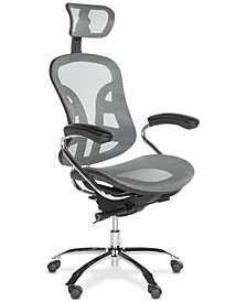 Shandon Desk Chair, Quick Ship