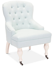 Alyna Arm Chair, Quick Ship