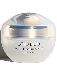 Shiseido Future Solution LX Total Protective Cream Broad Spectrum SPF 20 Sunscreen, 1.7-oz.