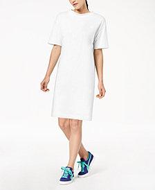 Puma Cotton Bow T-Shirt Dress