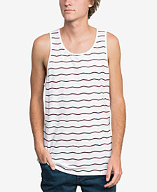 RVCA Men's VA Stripe Tank
