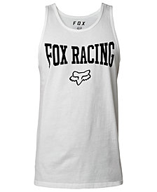 Fox Men's 4 Ever Premium Logo-Print Tank