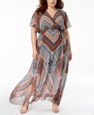 Inc Plus Size Maxi Dresses