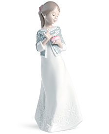 Nao by Lladro A Gift From the Heart Collectible Figurine