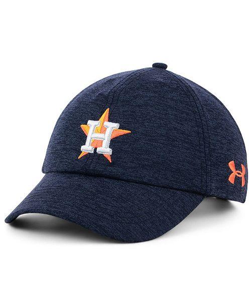 3259a86fda6 Under Armour Women s Houston Astros Renegade Twist Cap  Under Armour Women s  Houston Astros Renegade Twist ...