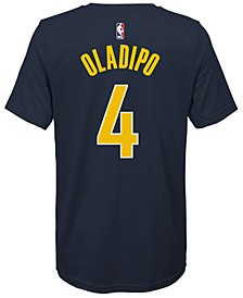 Victor Oladipo Indiana Pacers Icon Name and Number T-Shirt, Big Boys (8-20)