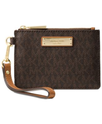michael kors signature small coin purse handbags accessories rh macys com