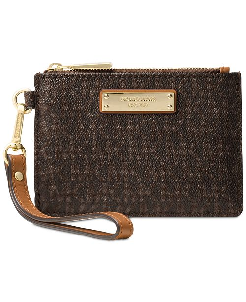Michael Kors Signature Small Coin Purse