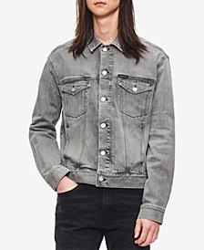 Calvin Klein Jeans Men's Santa Clara Denim Jacket
