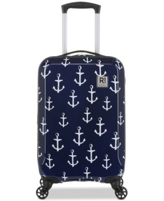 "Anchor 21"" Carry-On Spinner Suitcase"