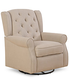 CLOSEOUT! Elban Swivel Glider, Quick Ship