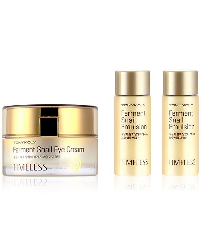 TONYMOLY - Timeless Ferment Snail Eye Cream