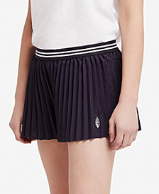 Free People FP Movement Zephyr Pleated Shorts