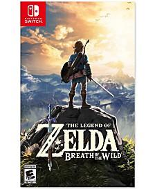 Nintendo Switch The Legend of Zelda Game