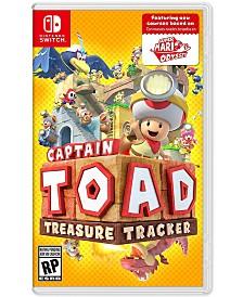Nintendo Switch Captain Toad Treasure Tracker