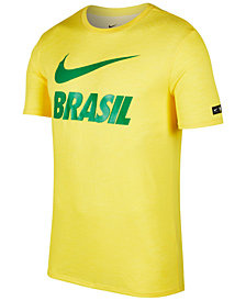 Nike Men's Dry Brasil Soccer T-Shirt
