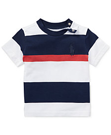 Ralph Lauren Cotton T-Shirt, Baby Boys